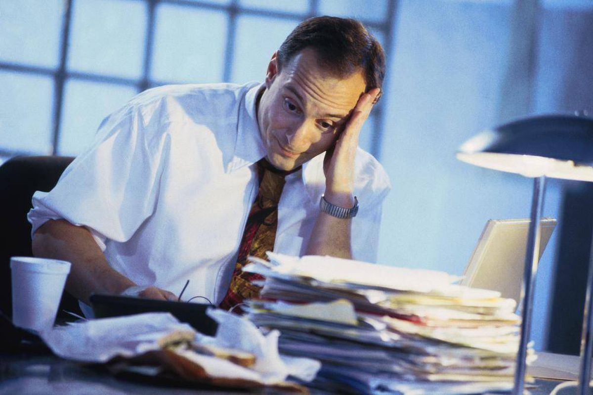 business setback